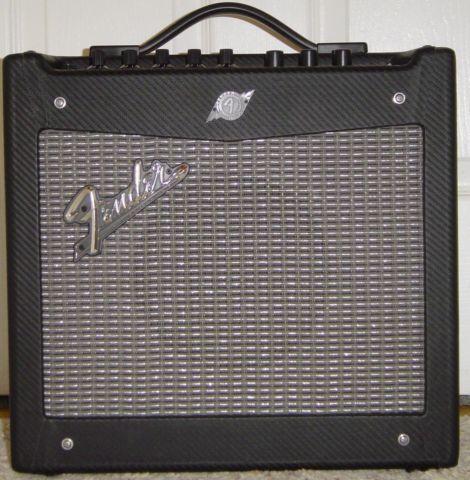 Fender Mustang 1 Electric Guitar Amp - 20 Watts - 1x8