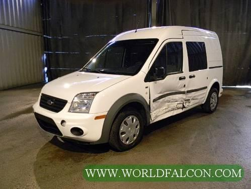2010 Ford Transit Connect - 236K - White