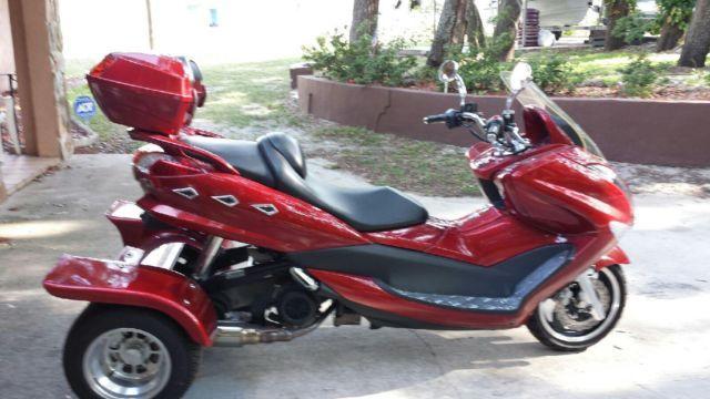 2011 Ice Bear 150cc Trike - $2500 (Avon park)