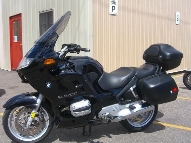 2002 BMW R1150RT - ABS