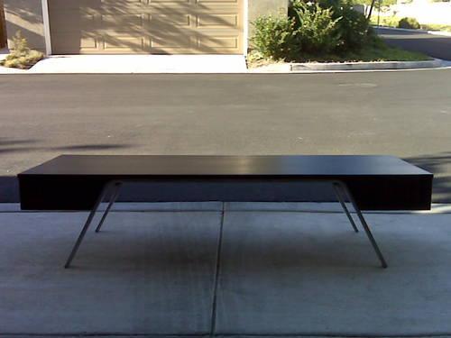 Ikea Bankas Coffee Table Sleek Low Profile Classic For Sale In Lake Los Angeles California