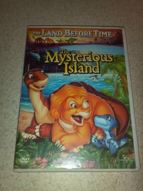 The Land Before Time Volume 10 - The Longneck Migration DVD
