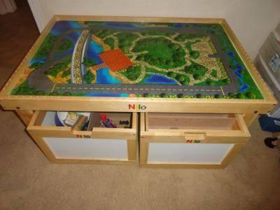 NILO Activity and Train Table $100 (sells for $410 new)