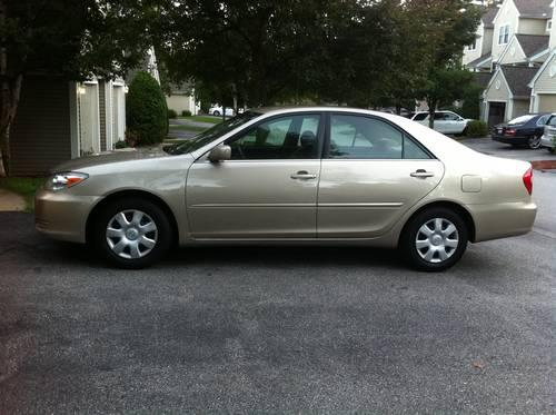 2002 Toyota Camry LX, Only 102K, Gas Saver, Must Go!!