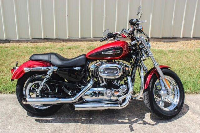 2012 Harley-Davidson XL 1200C Sportster(406363)