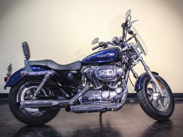 2012 Harley-Davidson XL 1200C Sportster(448752)