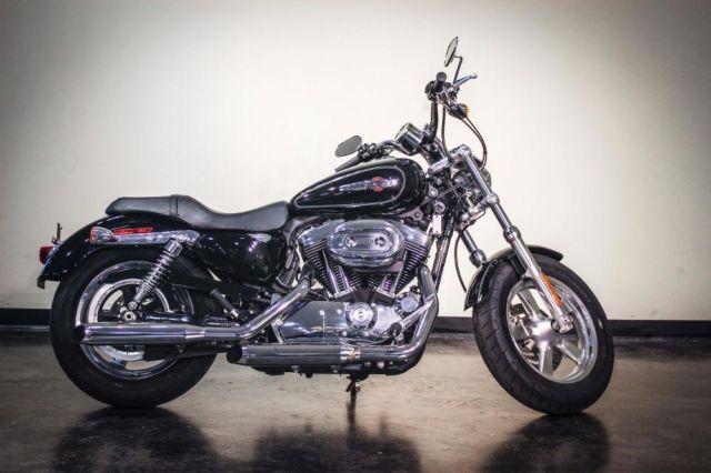 2013 Harley-Davidson XL 1200C Sportster (449032)