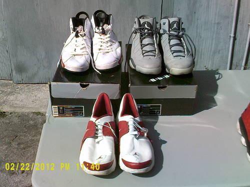 Nike Jordan Retro, size 12, 13, 14