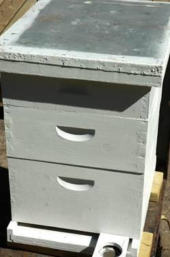 HONEY BEE HIVES 150.00 & Supers