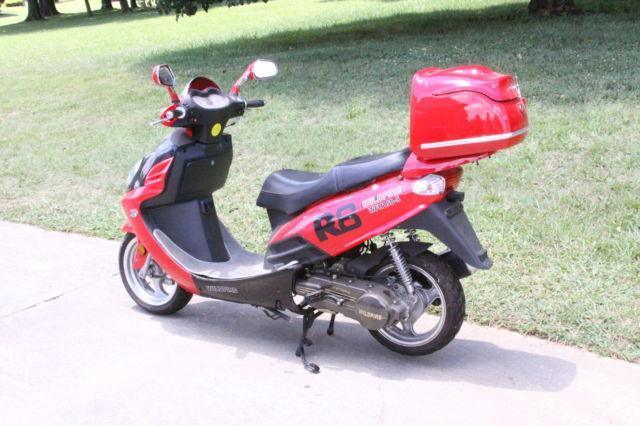 2008 Wildfire - 150cc- 1431 Miles