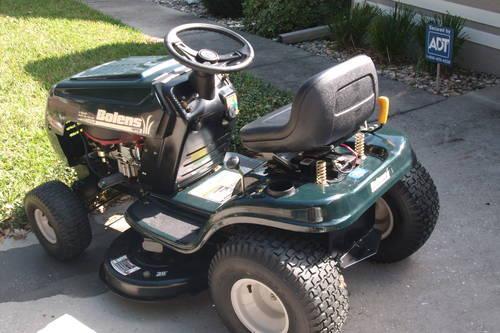 Bolens Lawn Tractor 15 5 HP for Sale in Apopka, Florida