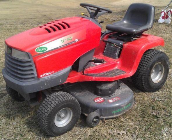 2000 John Deere Scotts Lawn Tractor 17HP 42 Mower Manual