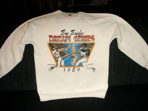 Vintage Bay Bridge Dream Series 1989 - Size L