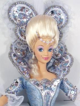 MIB MADAME DU BARBIE DOLL 1997 BY BOB MACKIE