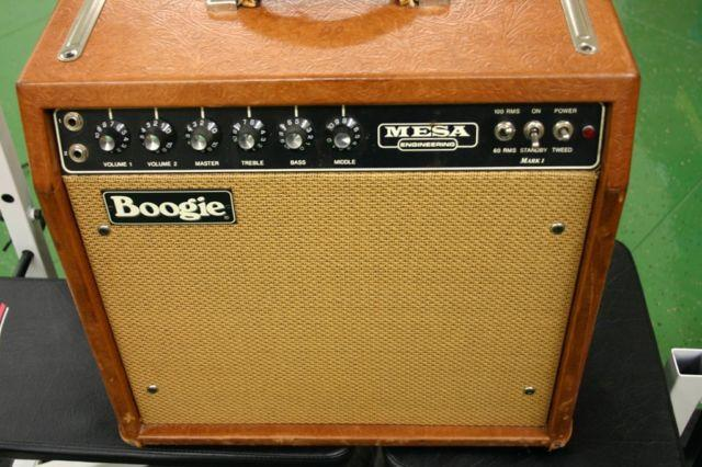 MESA BOOGIE MARK 1 RE-ISSUE AMP