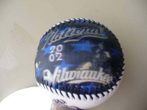 Brewers baseball 2002 allstar