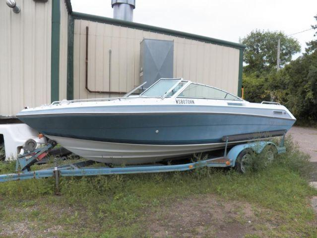 1989 FOUR WINNS 200 HORIZON 20'
