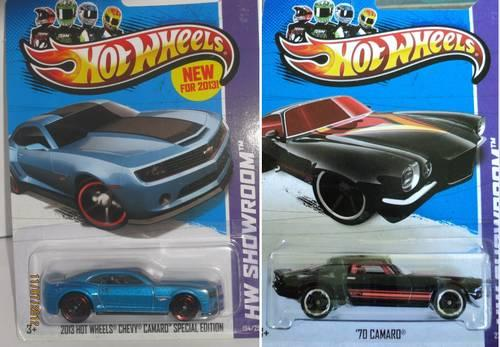 Hot Wheels 2012-2013