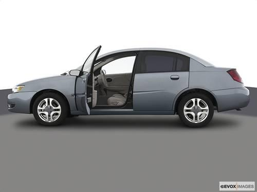 2005 Saturn Ion Sedan ION 2 4dr Sdn Auto Sedan