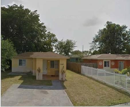 Section 8 Property In Hollywood 2 Bedroom 1 Bath House
