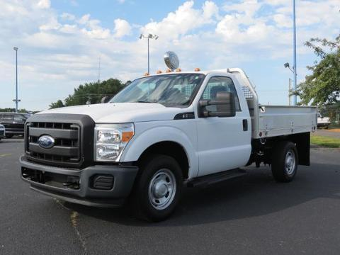 2011 Ford F-350 Chassis Cab 2 Door Chassis Truck