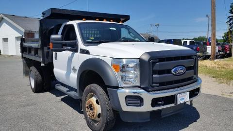 2012 Ford F-550 Chassis Cab 2 Door Chassis Truck