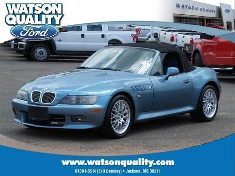 2001 BMW Z3 2 Door Convertible