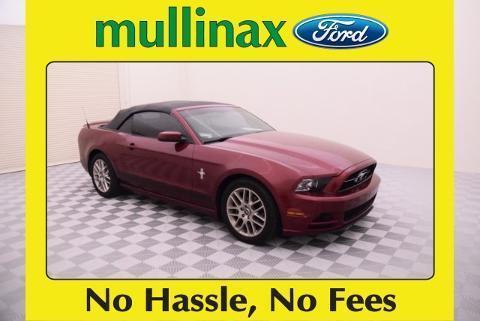 2014 Ford Mustang 2 Door Convertible