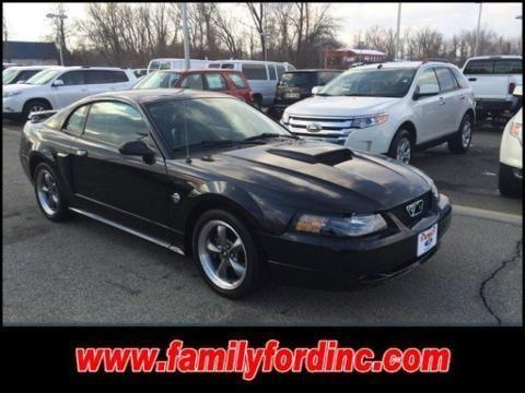 2004 FORD MUSTANG 2 DOOR COUPE