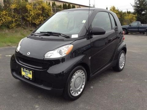 2012 SMART FORTWO 2 DOOR COUPE
