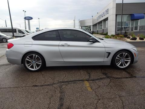 2014 BMW 4 Series 2 Door Coupe