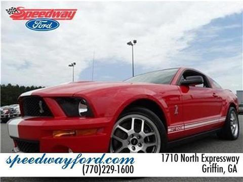 2007 Ford Mustang 2 Door Coupe