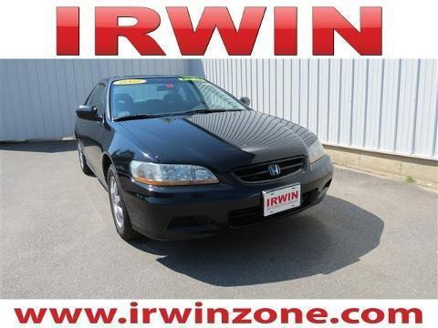 2002 Honda Accord 2 Door Coupe