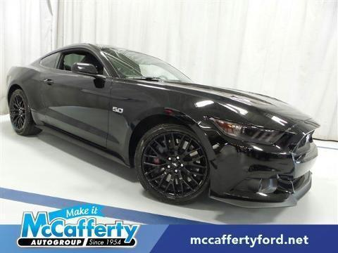 2015 Ford Mustang 2 Door Coupe