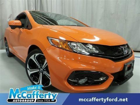 2015 Honda Civic 2 Door Coupe