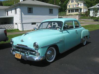 1951 plymouth cambridge coupe 2 door custom for sale in for 1951 plymouth 2 door