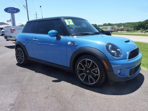 2012 MINI Cooper 2 Door Hatchback