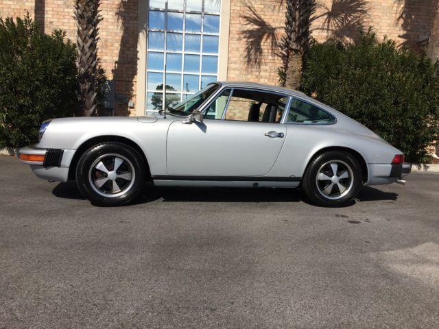 1974 Porsche 911 2 Owner