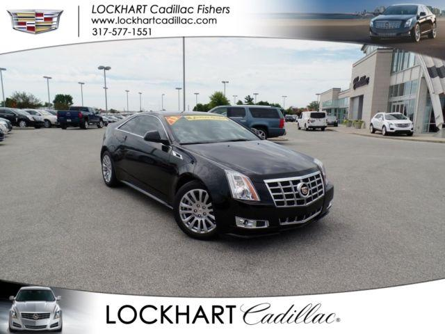 2013 Cadillac CTS 2D Coupe Performance