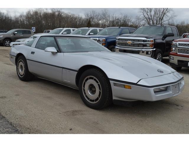 1984 Chevrolet Corvette 2D Hatchback Base