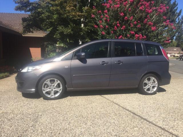 2008 Mazda5 mini-van - low miles - 2nd owner - loved and maintained