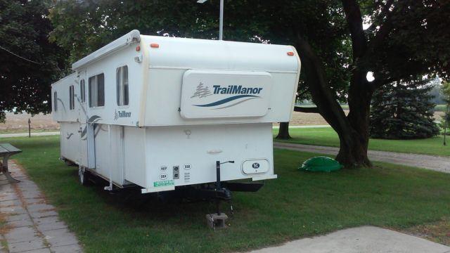 2005 TrailManor 3124KS