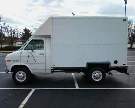 1993 gmc vandura 3500 6 2liter diesel for sale in greenville south carolina classified. Black Bedroom Furniture Sets. Home Design Ideas