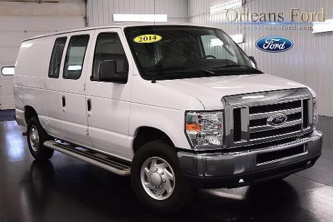 2014 Ford Econoline 250 3 Door Cargo Van