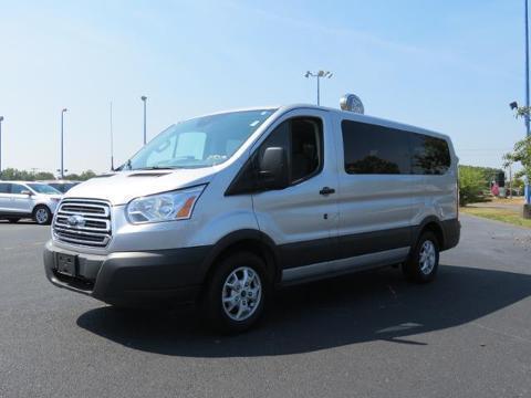 2015 Ford Transit-150 3 Door Van