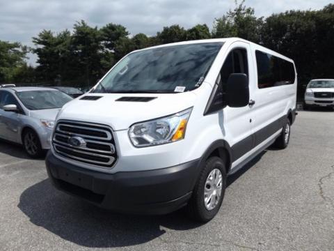 2015 Ford Transit-350 3 Door Van