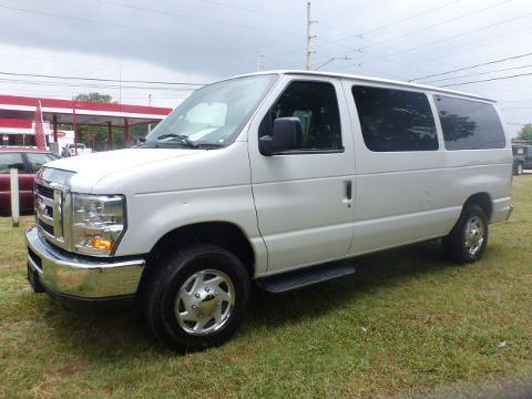 2013 Ford Econoline 150 3 Door Van