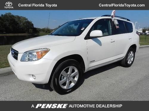 2008 toyota rav4 suv 4wd 4dr 4 cyl 4 spd at ltd awd suv for sale in orlando florida classified. Black Bedroom Furniture Sets. Home Design Ideas