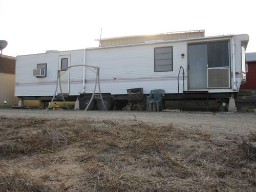 Park Model 40ft Trailer For Sale In Ramona California Classified