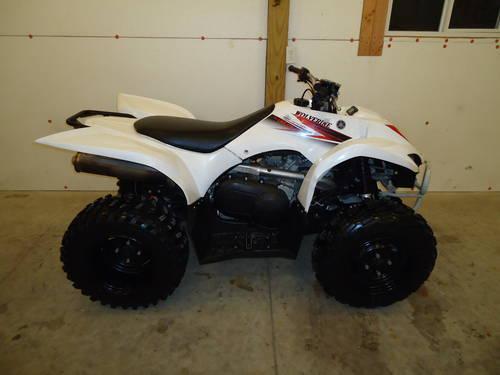 2010 Yamaha Wolverine 450 4x4 ATV